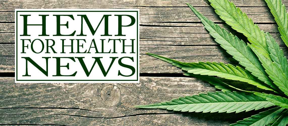 Hemp For Health News